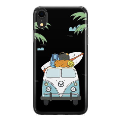 Camping-car Surf design